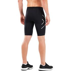 2XU Run Compression Shorts Herre black/ black reflective